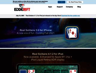 edgerift.com screenshot