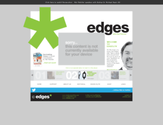 edges.tv screenshot