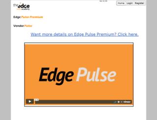 edgestatistics.azurewebsites.net screenshot