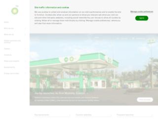 edgetitaniumtrials.castrol.com screenshot