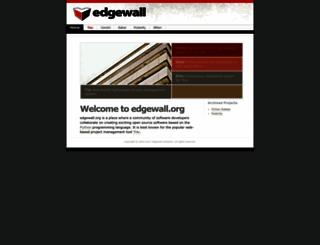 edgewall.org screenshot