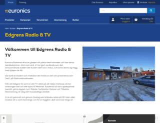 edgrens.com screenshot