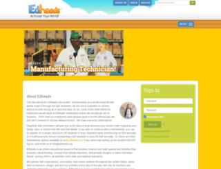 edheads.site-ym.com screenshot