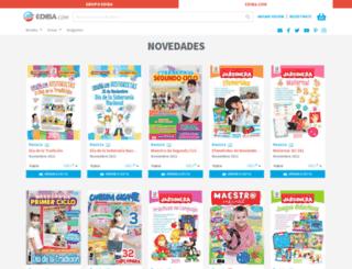 ediba.com screenshot