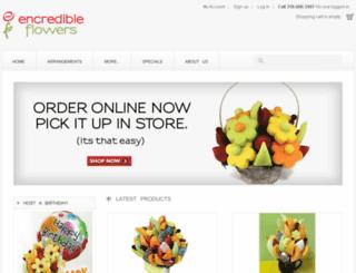 edibleflowersmonroe.com screenshot
