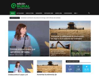 edicionrural.com screenshot