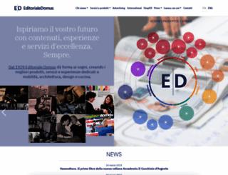 edidomus.it screenshot