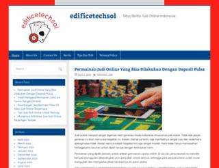 edificetechsol.com screenshot