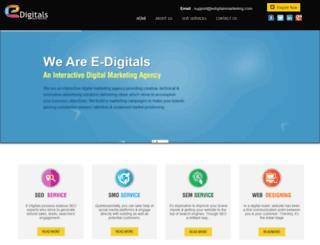 edigitalsmarketing.com screenshot