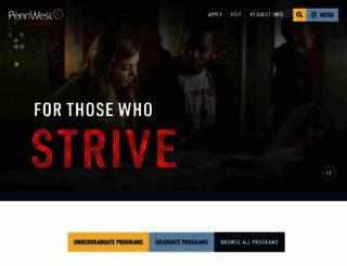 edinboro.edu screenshot