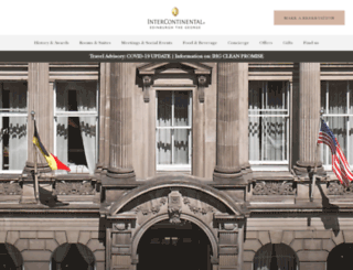 edinburghgeorgehotel.co.uk screenshot