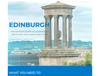 edinburghoutlook.co.uk screenshot
