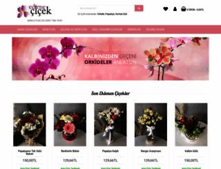edirnecicek.com.tr screenshot
