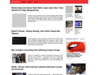 edisiviral.com screenshot