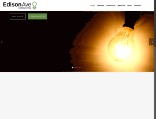 edisonave.com screenshot