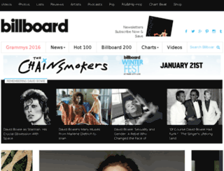 edit.billboard.com screenshot