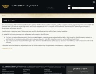 edit.justice.gov screenshot
