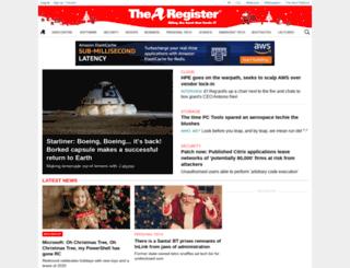 edit.theregister.com screenshot