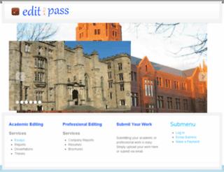 edit2pass.com screenshot