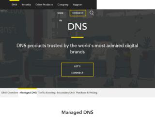 editdns.net screenshot