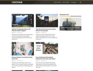 editfotoline.com screenshot