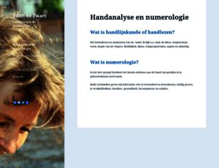 edithdezwart.nl screenshot