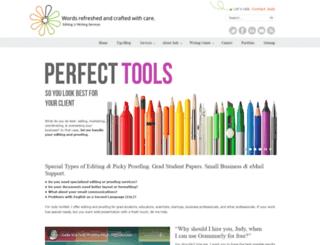 editingandwritingservices.com screenshot