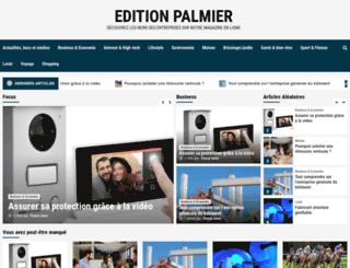 editions-palmier.fr screenshot