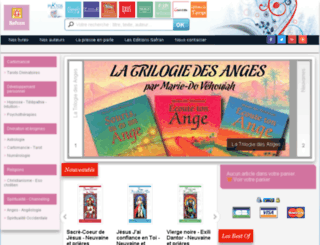 editions-safran.fr screenshot