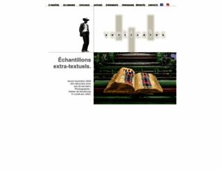 editions-verticales.com screenshot