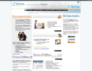 editomac.fr screenshot