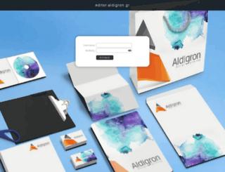 editor.aldigron.gr screenshot