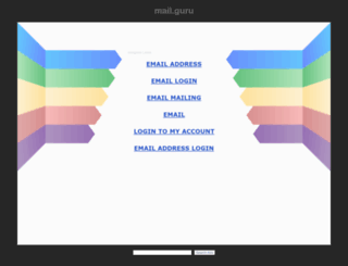 editor.mail.guru screenshot
