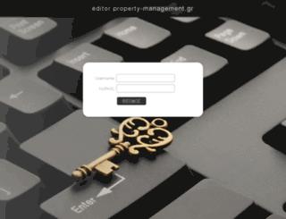 editor.property-management.gr screenshot