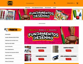 editoracras.com.br screenshot