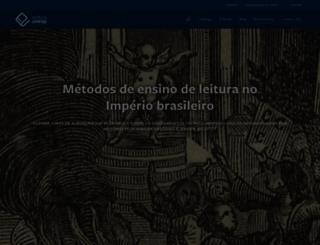 editoraunesp.com.br screenshot