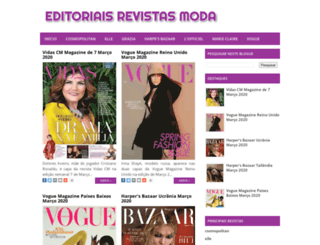 editoriaisrevistasmoda.blogspot.pt screenshot