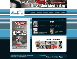 editorialaladena.com screenshot