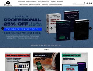 editorialestudio.com.ar screenshot