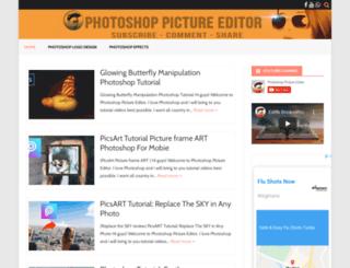 editorphotoshop.com screenshot
