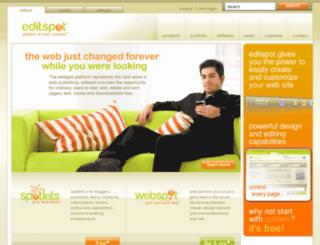 editspot.com screenshot
