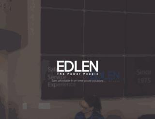 edlen.com screenshot