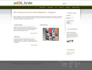 edlinkservices.com screenshot