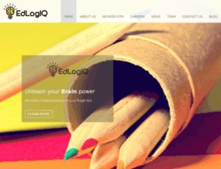 edlogiq.in screenshot