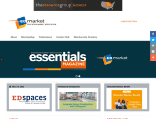 edmarket.org screenshot