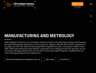 edmisolutions.com screenshot