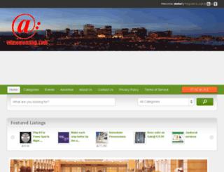 edmontonstop.com screenshot