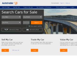 edmunds.autotrader.com screenshot