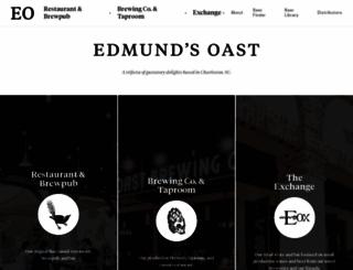 edmundsoast.com screenshot