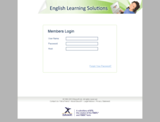 edo250np.engdis.com screenshot